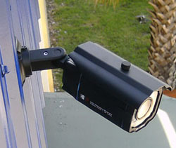 Outdoor IR Cam